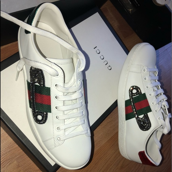 Gucci Shoes | Gucci Sneakers With